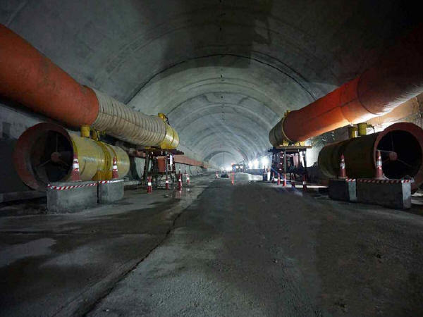 隧道旋喷注浆预加固施工技术