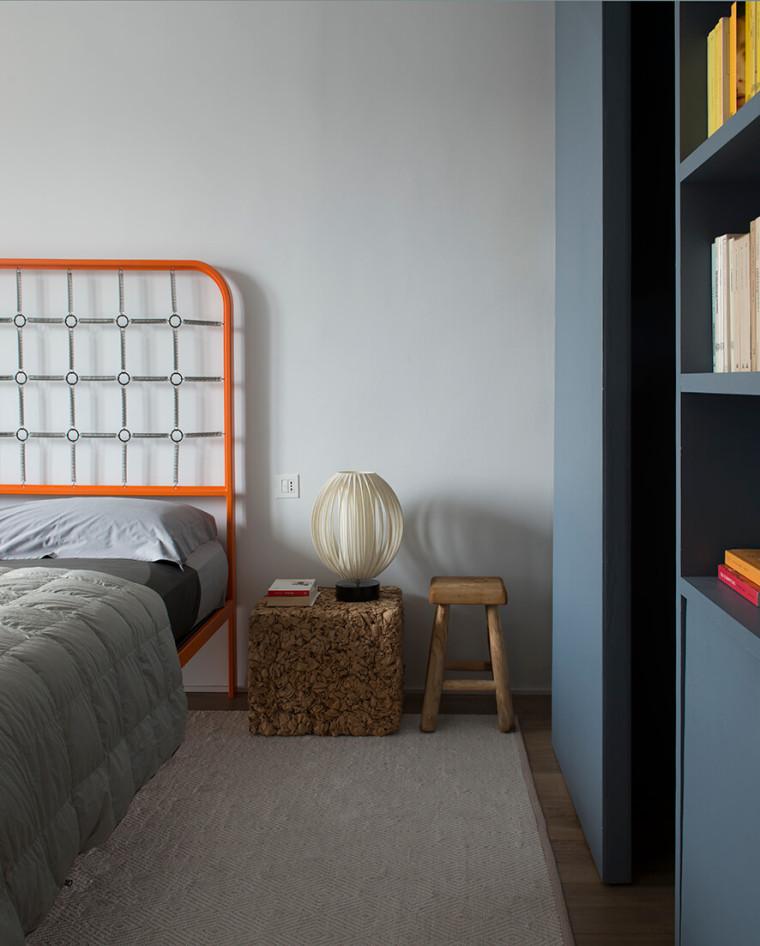 米兰公寓:艺术美感精致_13