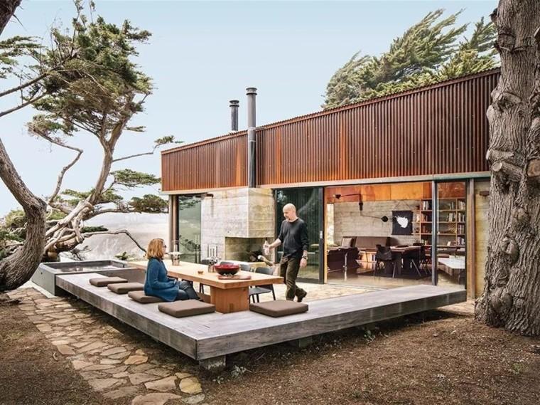 现代庭院住宅