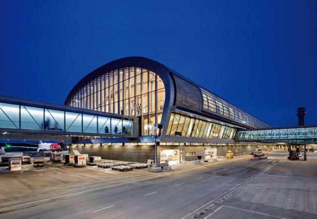 奥斯陆机场扩建项目│
