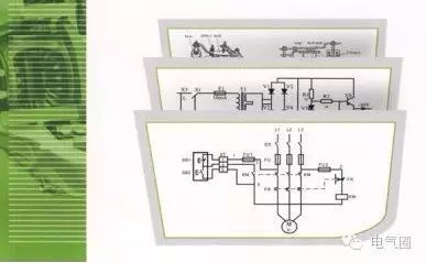 UPS电源和双电源切换方法?资料下载-[收藏]电工常用接线方法41例,电机、变压器、接触器..都有