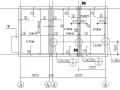 泵房结构设计施工图纸(CAD,5张)