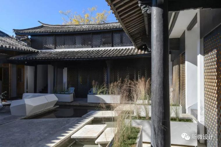 三处古香古色的民宿设计·丽江_20