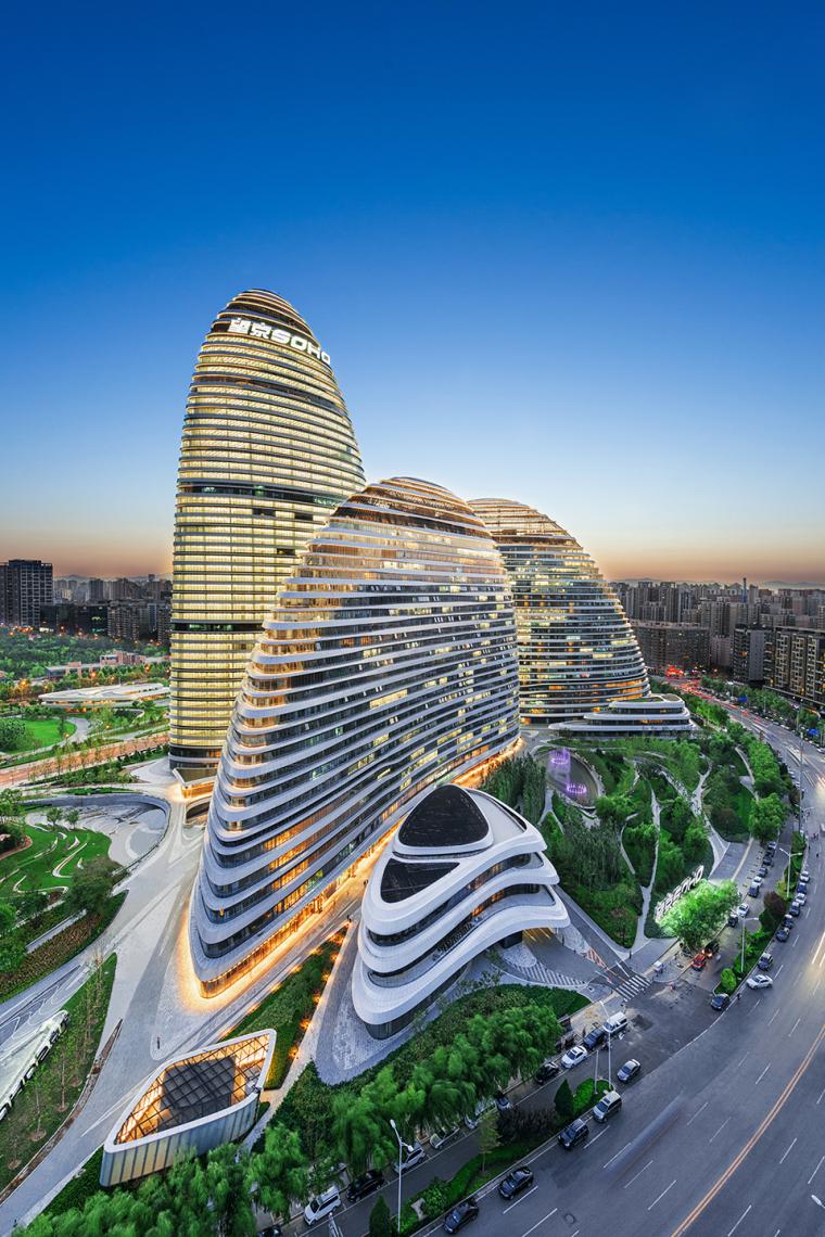 北京望京SOHO景观-15