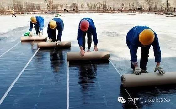 屋面防水卷材的施工要点及细部处理-值得收藏