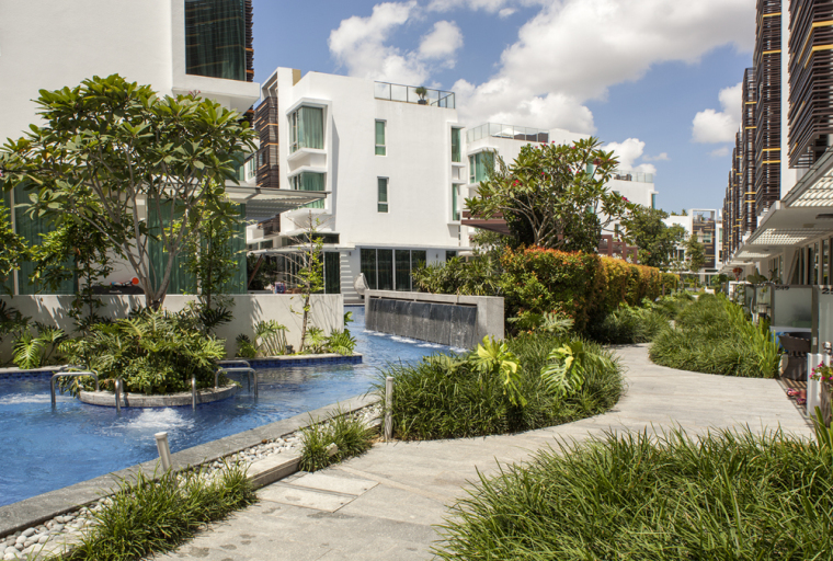 新加坡Cabana住宅区_4