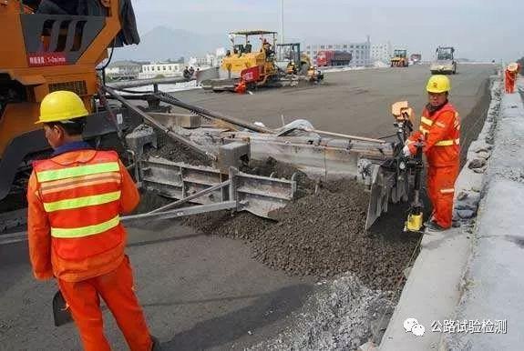 公路水稳定碎石层试验检测技术要点分析