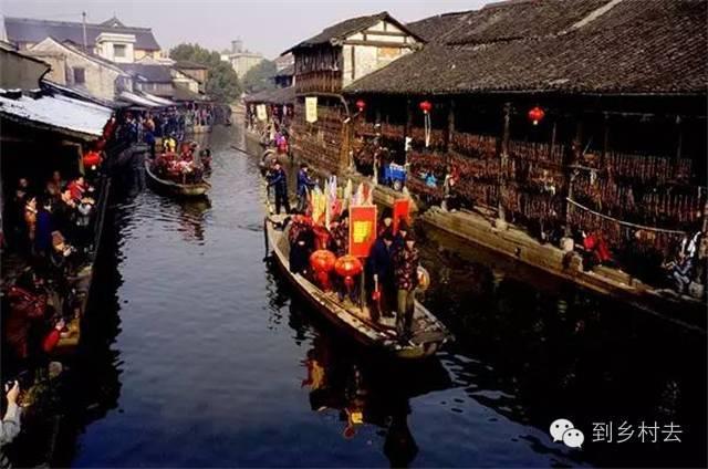 设计酱:忘记乌镇、西塘、周庄吧!这些古镇古村,很美很冷门!_29