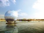 梦幻的大玻璃球~太阳能海水淡化圆球