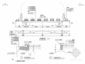 [湖南]6车道市政道路设计图纸37张(含挡墙)