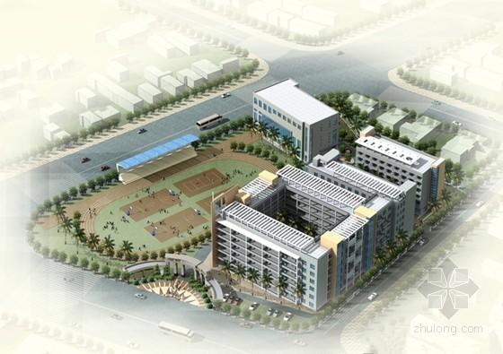 [毕业设计]中学综合楼土建工程施工投标文件编制及投标策略应用分析(经济标)