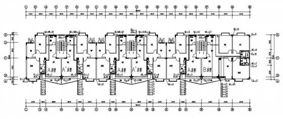 某6层住宅楼给排水设计施工图