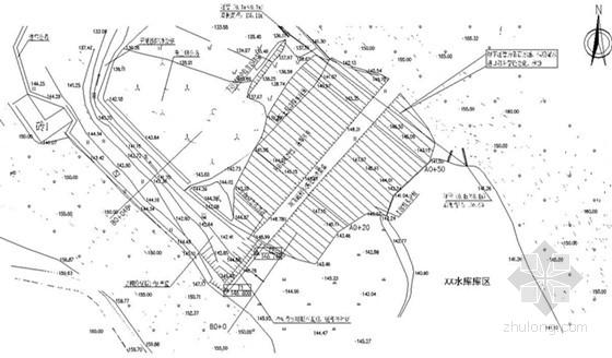 [江西]小(二)型水库除险加固工程全套施工图(大坝 溢洪道 涵管)