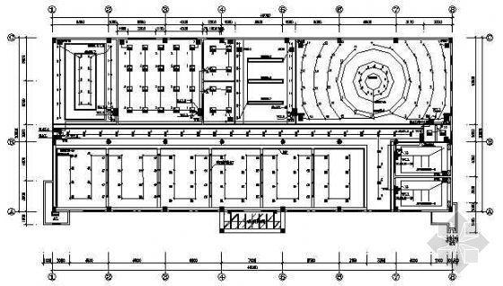 某低层办公楼电气设计图