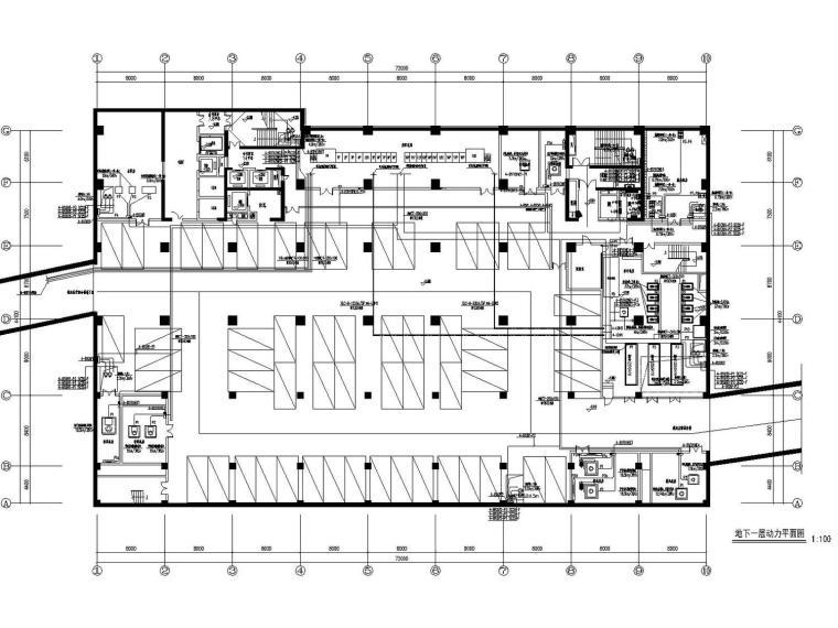 [安徽]人民医院儿科病房楼电气施工图最新(含变电所、智能化)