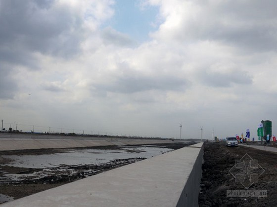 内通航沟土方填筑施工方案