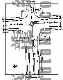 市政工程给排水设计图