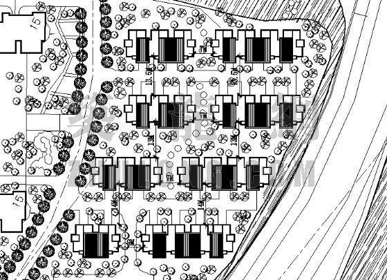 城镇居民新型住宅[方案]-3