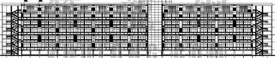 某单身公寓建筑施工图