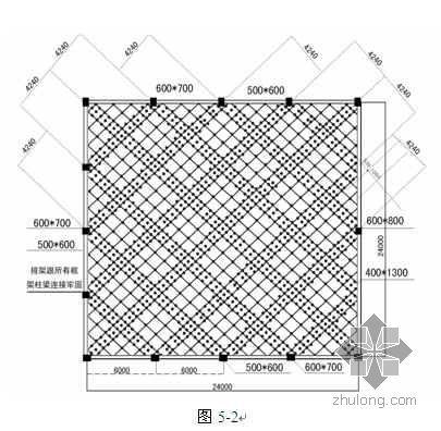 单层工业厂房屋盖高支模施工技术