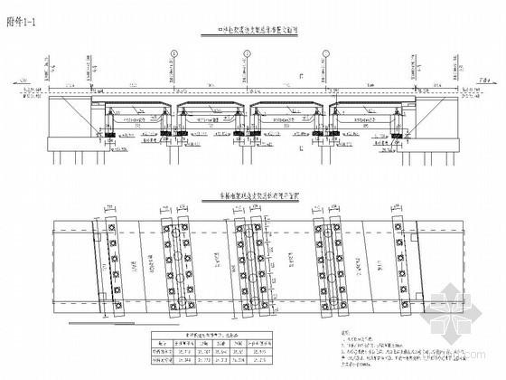 [浙江]刚构连续梁中桥施工组织设计全套资料(84页 附CAD图 计算书)