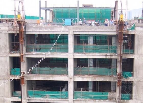 钢连廊结构整体提升施工技术应用汇报(40页)