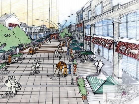 [成都]生态宜居型居住区景观规划设计方案