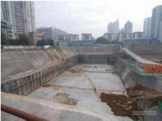 [上海]商业中心基坑支护土方开挖专项施工方案