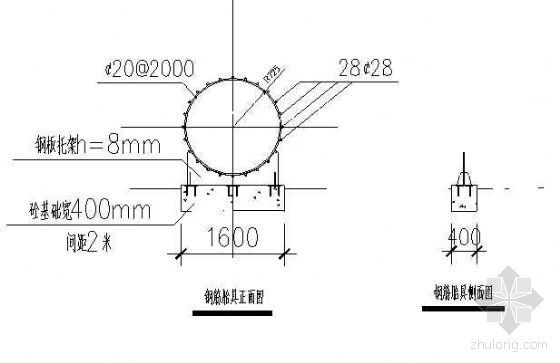 大直径钢筋笼施工新工艺