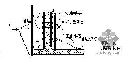 某污水厂施工组织设计(沉管灌注桩、生化池)