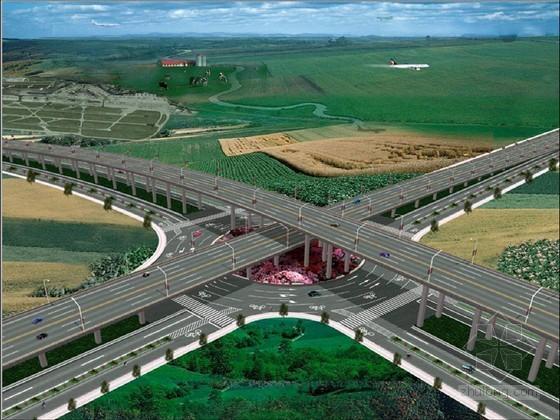 高速公路路基土石方开挖专项施工方案(机械作业 爆破施工)