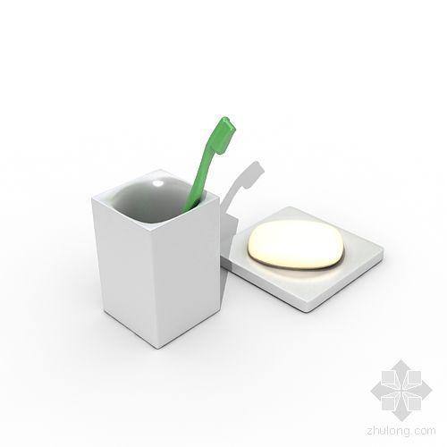 牙刷和香皂