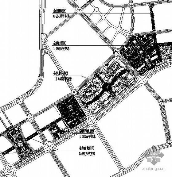 重庆步行街景观方案详细设计图全套
