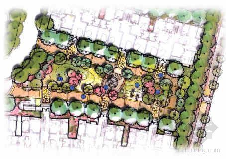 上海小区景观设计文本全套