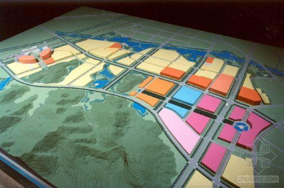 [镇江]某城镇新中心区城市设计文本