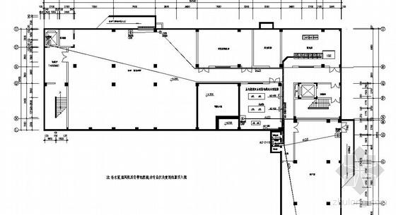 某八层医院全套电气施工图纸