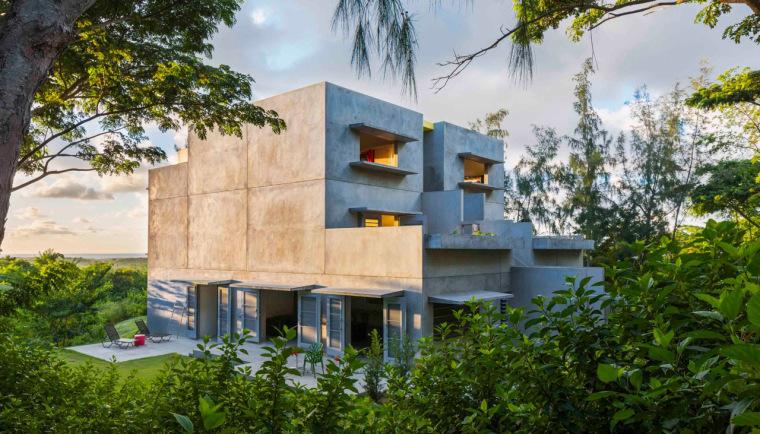 波多黎各独立的太阳能酒店