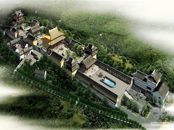 [东南大学]南京某湖风景旅游区总体规划设计(带效果图)