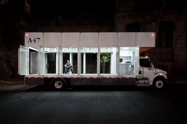 墨西哥充满活力的建筑场景_19