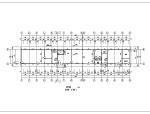 多层宾馆酒店建筑设计施工图CAD