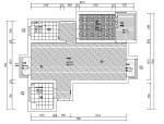 小户型loft混搭风格样板房设计施工图(附效果图)