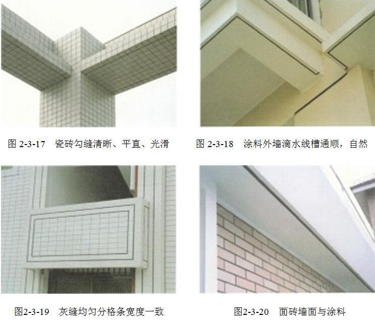 外檐及幕墙装饰工程