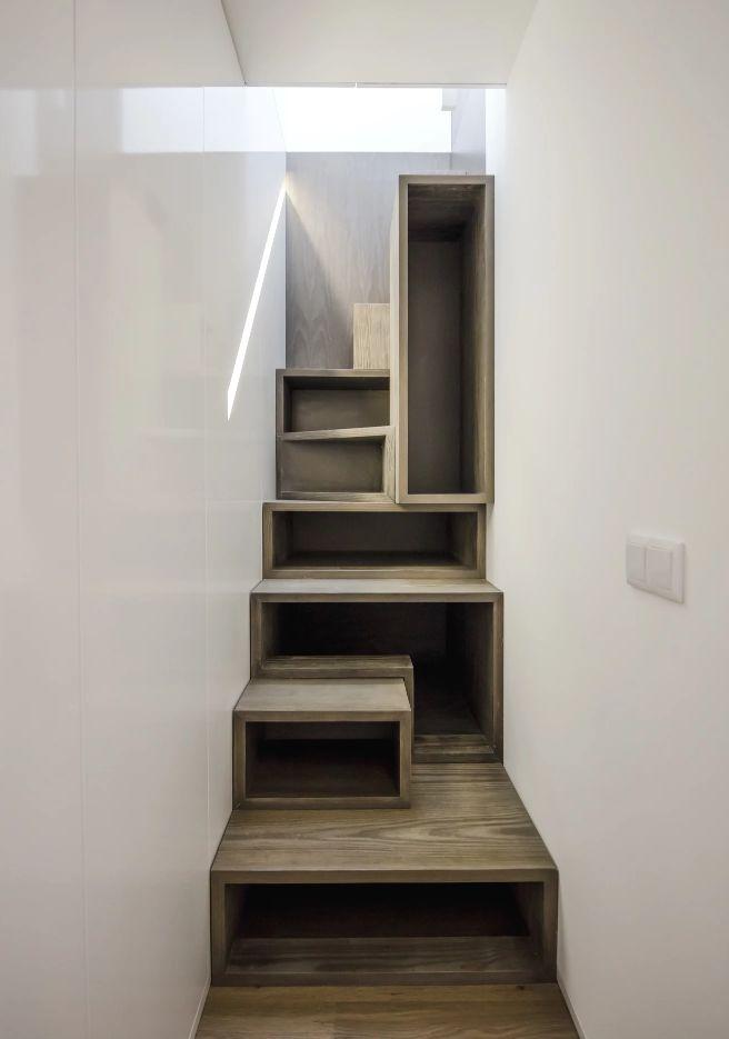 楼梯设计,从材料到尺寸都在这_17