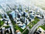 [广东]某城市水道一河两岸城市设计深化