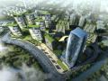 [上海]绿地嘉定汽车城项目方案设计