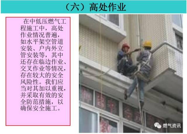 燃气工程施工安全培训(现场图片全了)_50