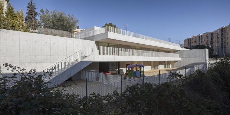 法国拉特里尼泰幼儿园-1
