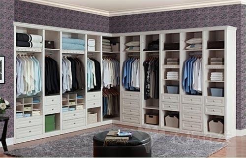 你了解整体衣柜的风格有哪些吗