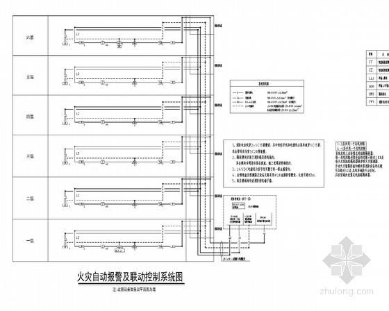 [湖南]机关大院维修改造项目电气施工图纸