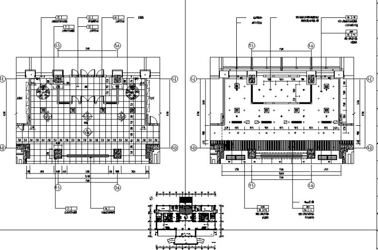 [新疆]指挥中心办公大楼设计施工图(附效果图)